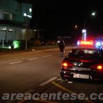 carabinieri auto pattuglia foto notturna