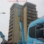 smantellata antenna grattacielo 3agosto2014