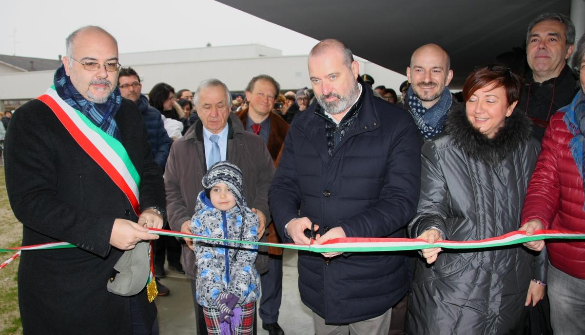 inaugurazione scuola XII morelli 5 gennaio 2016
