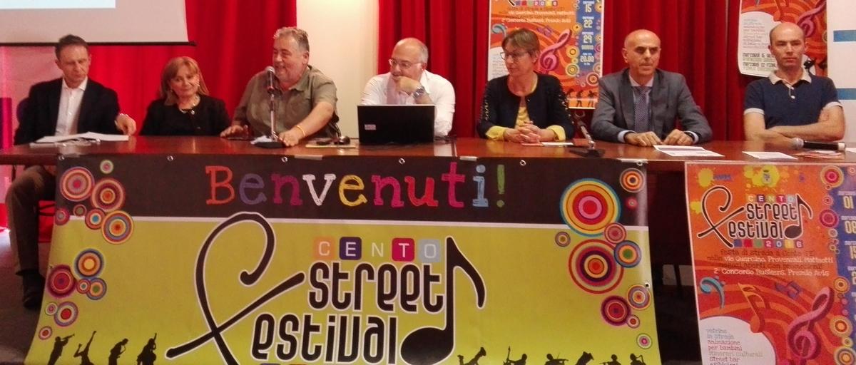 Conferenza Cento Steet Festival