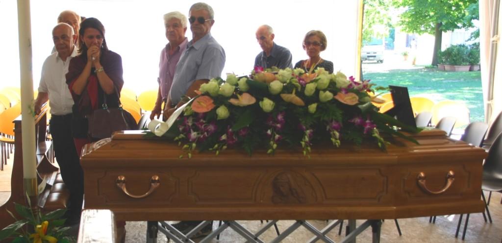 funerale carla sabatina iberite 24 agosto 2016