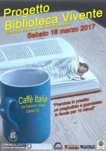 BIBLIOTECA VIVENTE 2017copertina