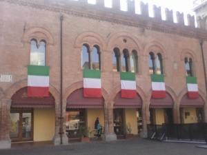 bandiere palazzo governatore