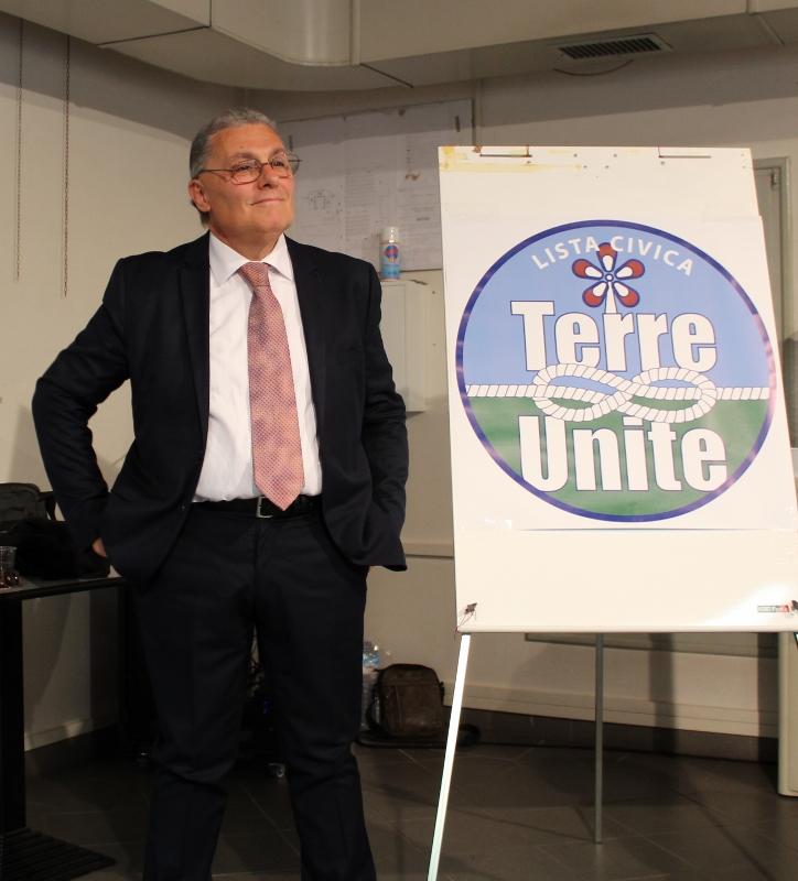 ROBERTO LODI candidato sindaco Terre Unite 3