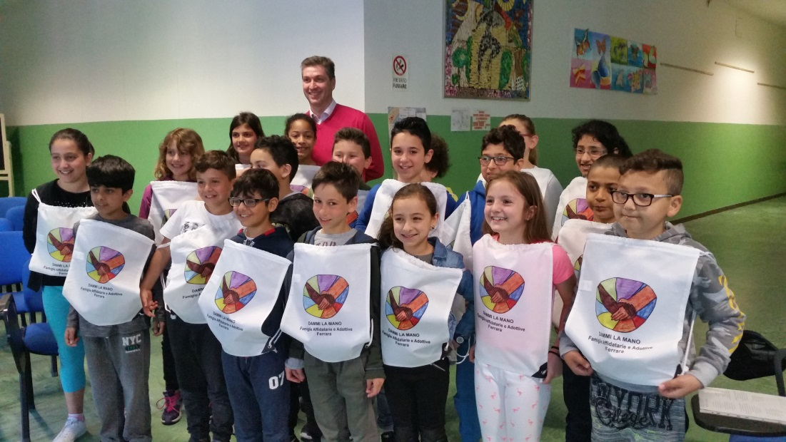4 B scuola Primaria Guercino IC1 2