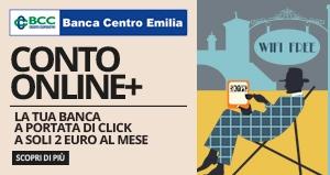 Banner Banca Centro Emilia